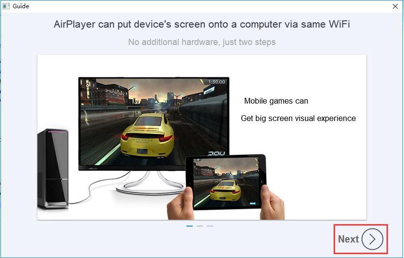 苹果录屏大师(AirPlayer) 1.0.2.0 官方版-第8张图片-cc下载站