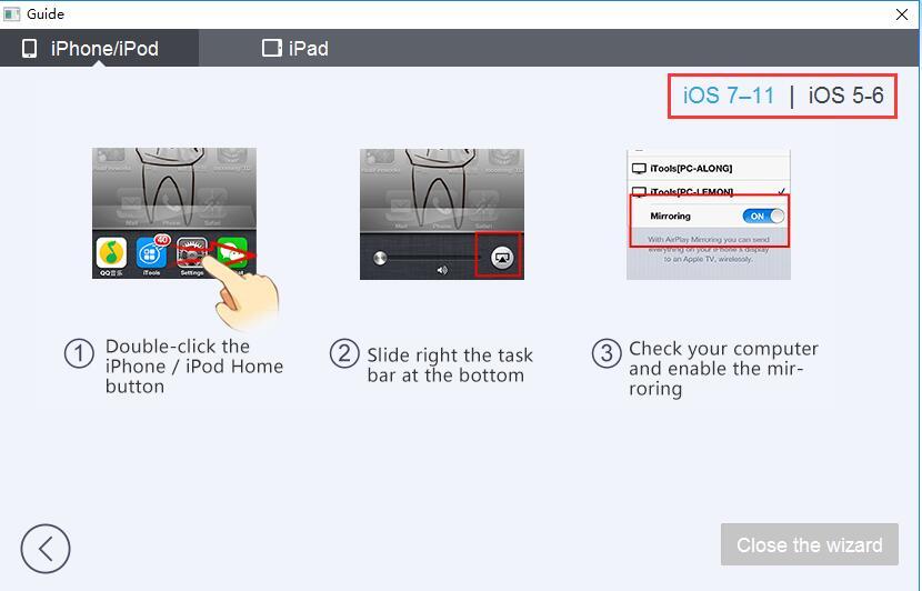 苹果录屏大师(AirPlayer) 1.0.2.0 官方版-第10张图片-cc下载站