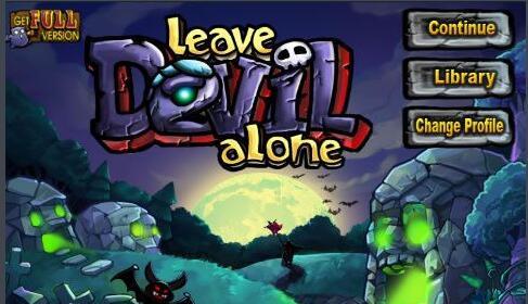 别惹恶魔:Leave Devil Alone HD 3.0.4-第3张图片-cc下载站