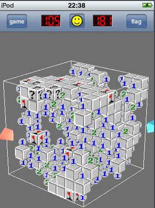 3D扫雷:Minesweeper 3D-Premium 4.1.3f-第3张图片-cc下载站