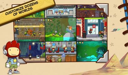 涂鸦冒险家:无限:Scribblenauts Unlimited 1.02-第2张图片-cc下载站