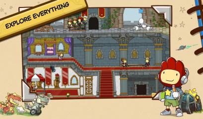 涂鸦冒险家:无限:Scribblenauts Unlimited 1.02-第3张图片-cc下载站