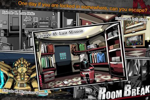 密室逃脱(Roombreak:Escape Now) 1.0.8-第2张图片-cc下载站