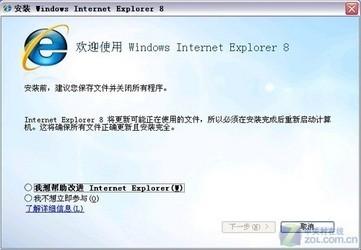 Internet Explorer 8.0(64位) 中文版-第8张图片-cc下载站