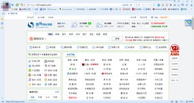 搜狗高速浏览器 10.0尝鲜版-第4张图片-cc下载站