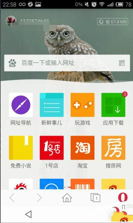 欧朋浏览器(opera浏览器) 12.15.0.3-第5张图片-cc下载站