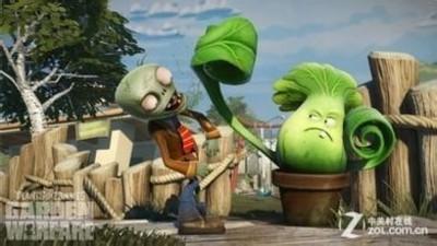 植物大战僵尸花园战争 中文版-第2张图片-cc下载站