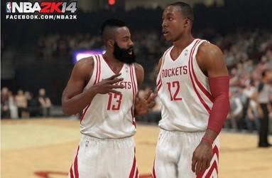 NBA2K14-第3张图片-cc下载站