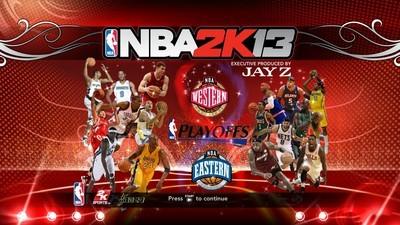 NBA2K13 中文版-第4张图片-cc下载站