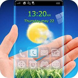 透视手机透明屏幕豪华版 Transparent Phone 4.2