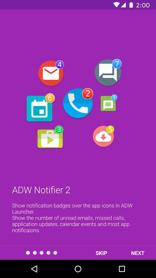 ADW通知工具:ADWNotifier ADWNotifier v0.6-第2张图片-cc下载站