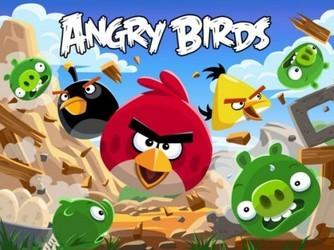 愤怒的小鸟游戏-第2张图片-cc下载站