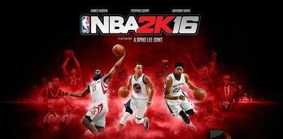 NBA2K16 中文版-第3张图片-cc下载站