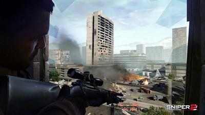 狙击手:幽灵战士2-第3张图片-cc下载站