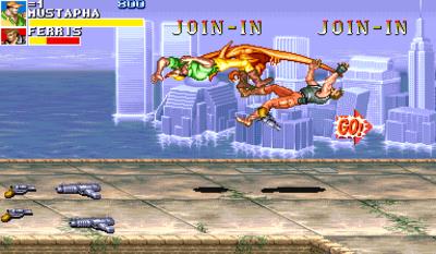 恐龙快打游戏 街机模拟版-第2张图片-cc下载站