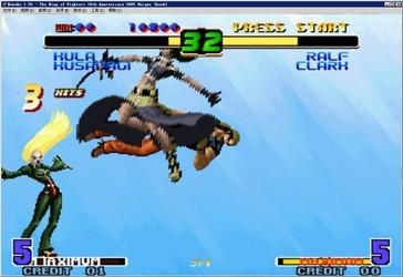 拳皇2005 1.0-第2张图片-cc下载站