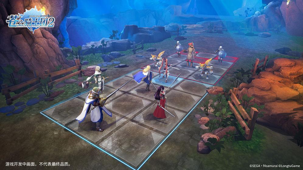 苍之骑士团2_游戏下载预约-第8张图片-cc下载站