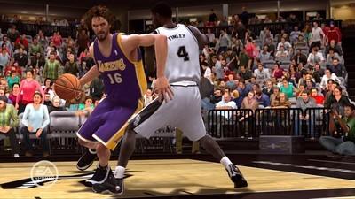 NBA Live 2006-第3张图片-cc下载站