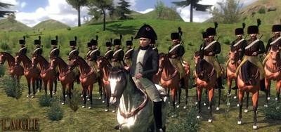 骑马与砍杀战团mod:鹰 拿破仑战争 1.4-第3张图片-cc下载站