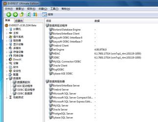 EVEREST硬件检测 中文绿色版-第5张图片-cc下载站