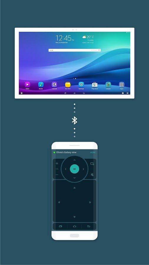 Galaxy View Remote 1.2.26-第2张图片-cc下载站