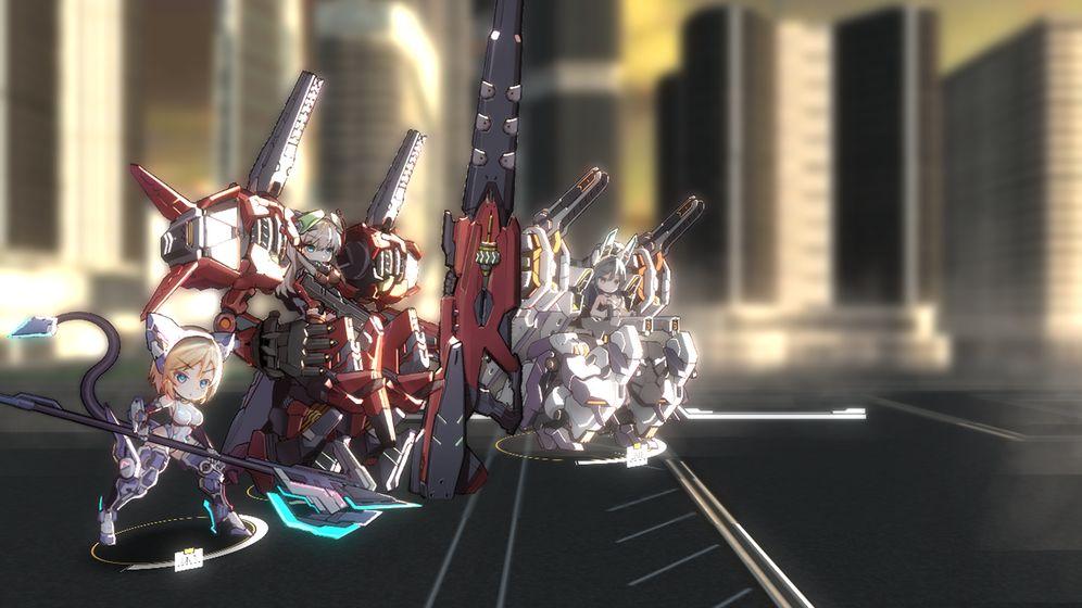 机动战姬:聚变_游戏下载预约-第2张图片-cc下载站