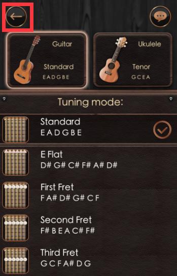 Guitar Tuner 吉他调音器 2.4.1-第5张图片-cc下载站