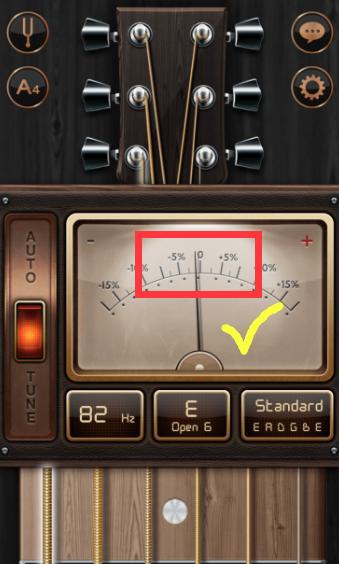 Guitar Tuner 吉他调音器 2.4.1-第9张图片-cc下载站