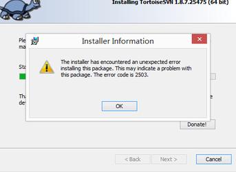 TortoiseSVN 1.13.1-第2张图片-cc下载站
