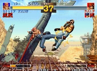 拳皇95 中文版-第3张图片-cc下载站