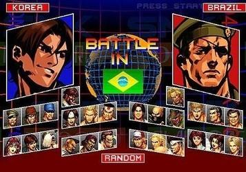 拳皇95 中文版-第2张图片-cc下载站