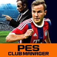 实况足球俱乐部经理:PES CLUB MANAGER 1.4.4