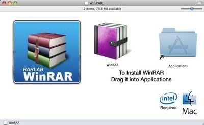 Winrar for Mac 5.1-第2张图片-cc下载站