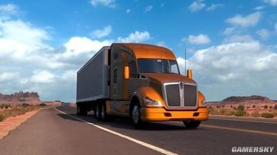 美国卡车模拟-第2张图片-cc下载站