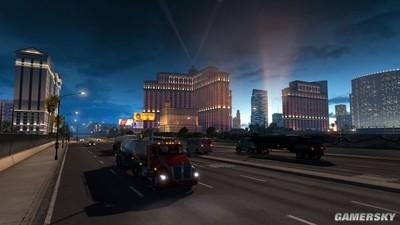 美国卡车模拟-第6张图片-cc下载站