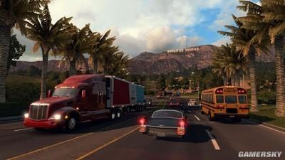 美国卡车模拟-第8张图片-cc下载站