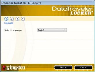 金士顿U盘加密(DTLplus Launcher) 2.0-第2张图片-cc下载站