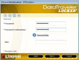 金士顿U盘加密(DTLplus Launcher) 2.0