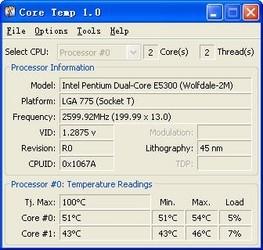 Core Temp 1.15.1-第3张图片-cc下载站