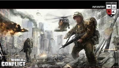 冲突世界-第2张图片-cc下载站