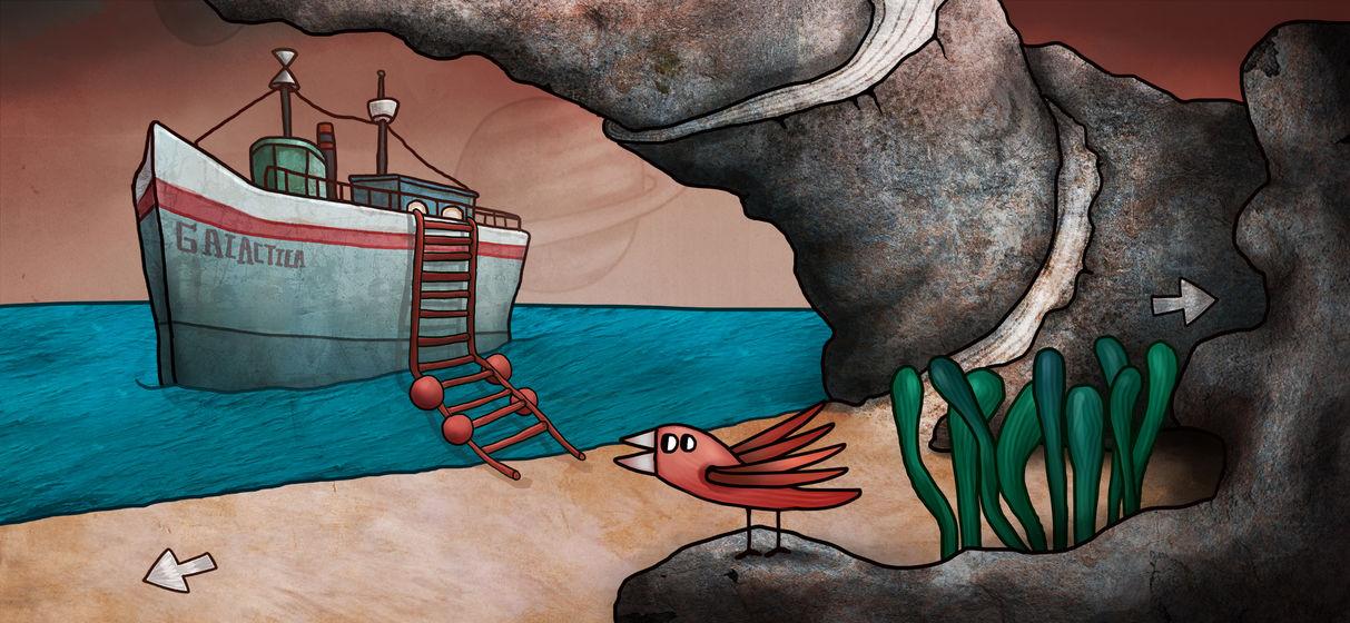 迷失岛3:宇宙的尘埃_游戏下载预约-第5张图片-cc下载站