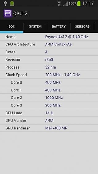 CPU-Z 1.29-第2张图片-cc下载站